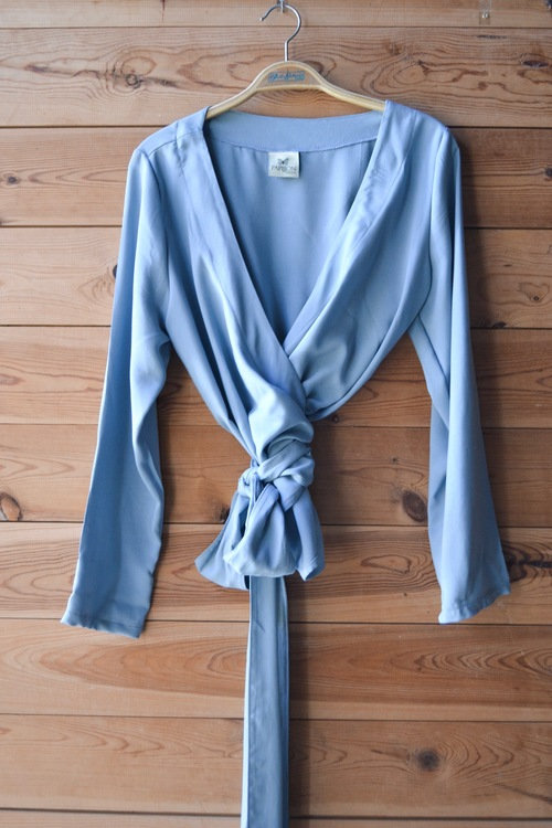 ULTIMATE LOOSE TOP - VINTAGE BLUE