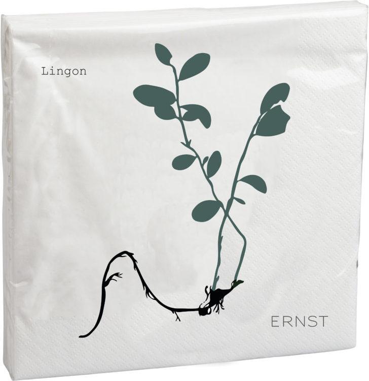 Servett - Lingon ERNST