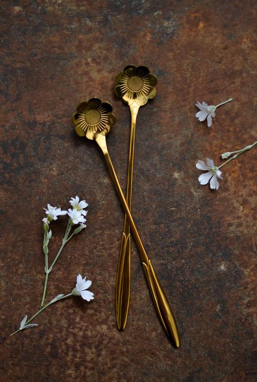 Lång blomstersked MARGUERITEBLOMMA 2-pack