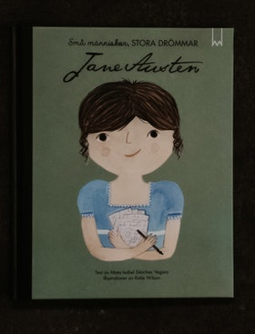 Barnbok JANE AUSTEN - Small people Big dreams