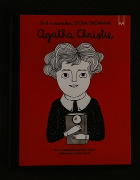 Barnbok AGATHA CHRISTIE - Small people Big dreams
