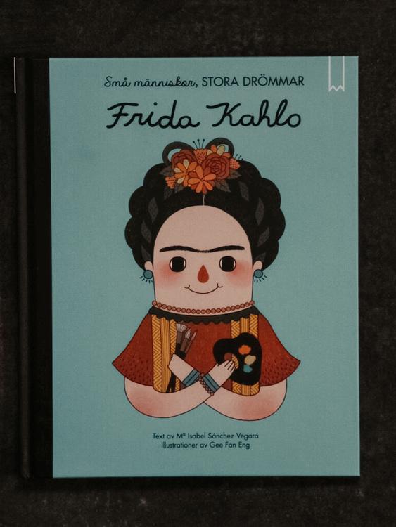 barnbok FRIDA KAHLO- Small people Big dreams