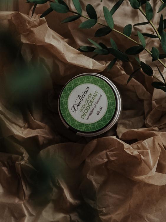 Deodorant Ekologisk DEOLICIOUS