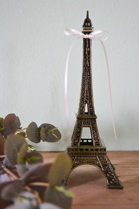 Eiffeltorn från Paris (stort)