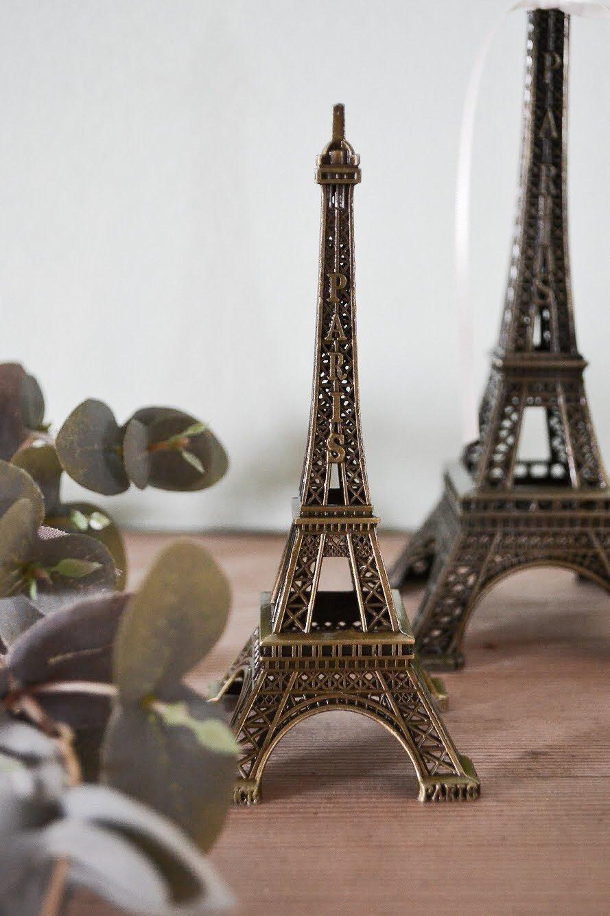 Eiffeltorn från Paris (mellan)