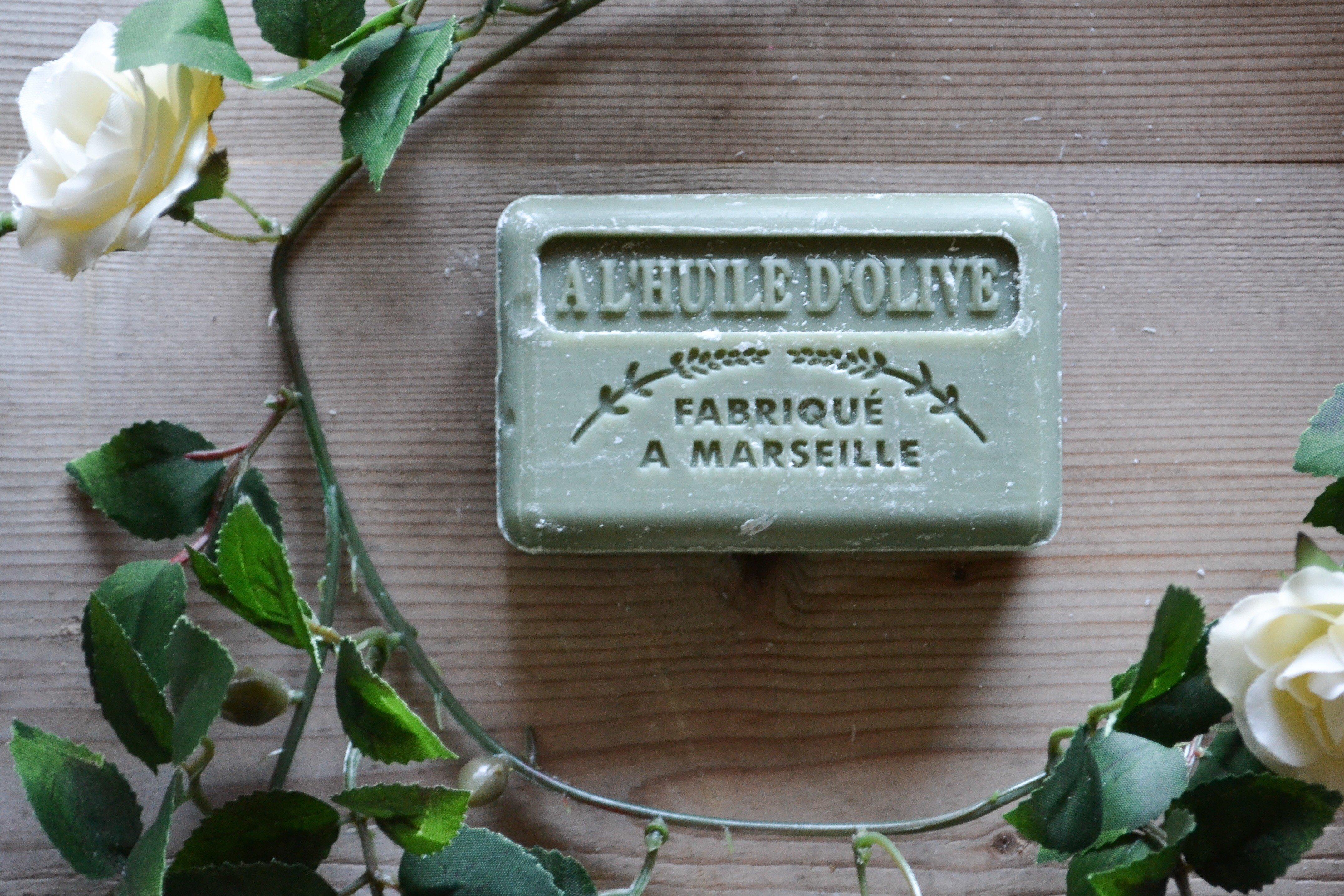 Fransk naturtvål OLIV