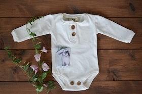 POCKET BABYBODY OFFWHITE PAPIJJON SWEDEN