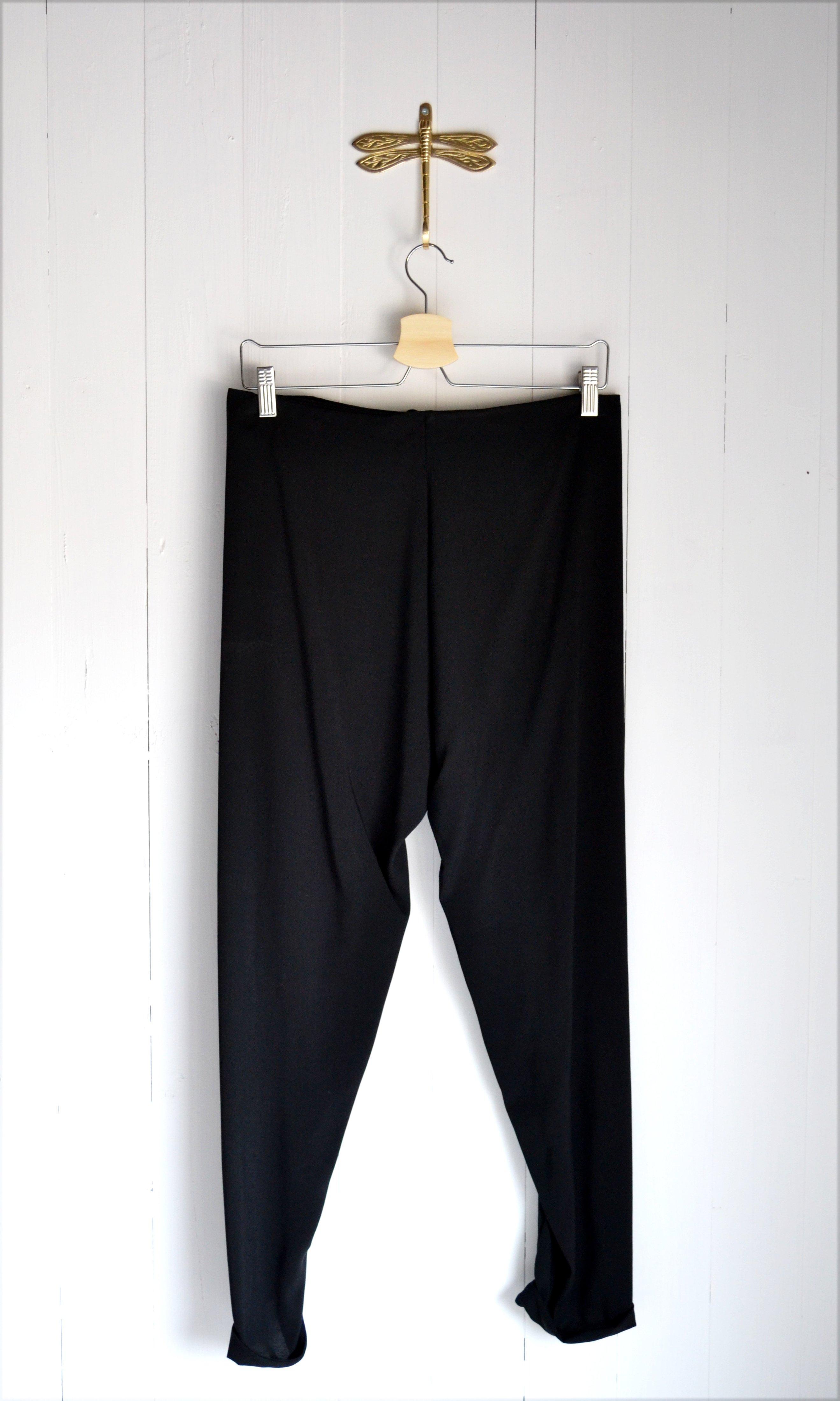 VARIETY PANTS BLACK