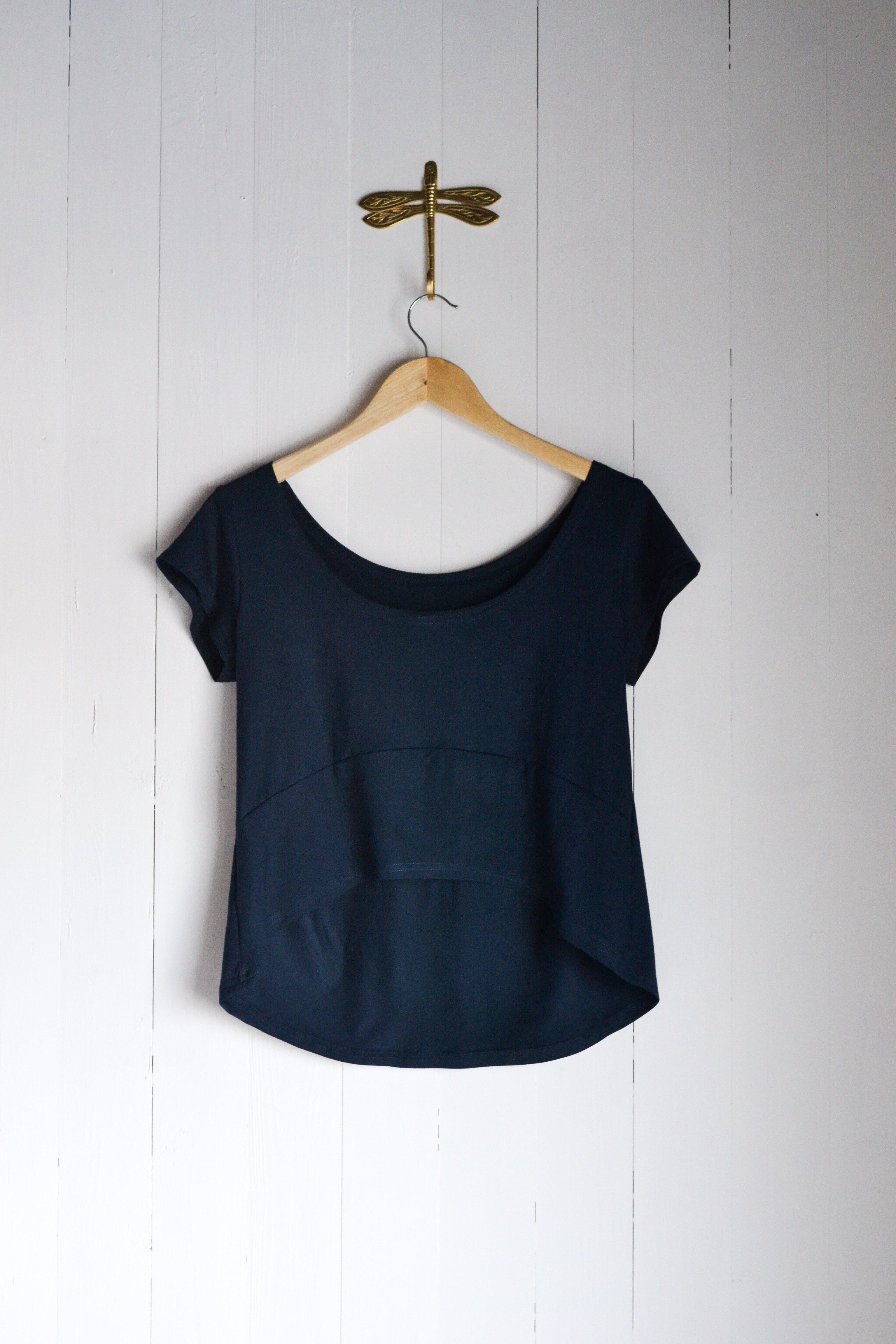 ENDLESS T-SHIRT DARK BLUE