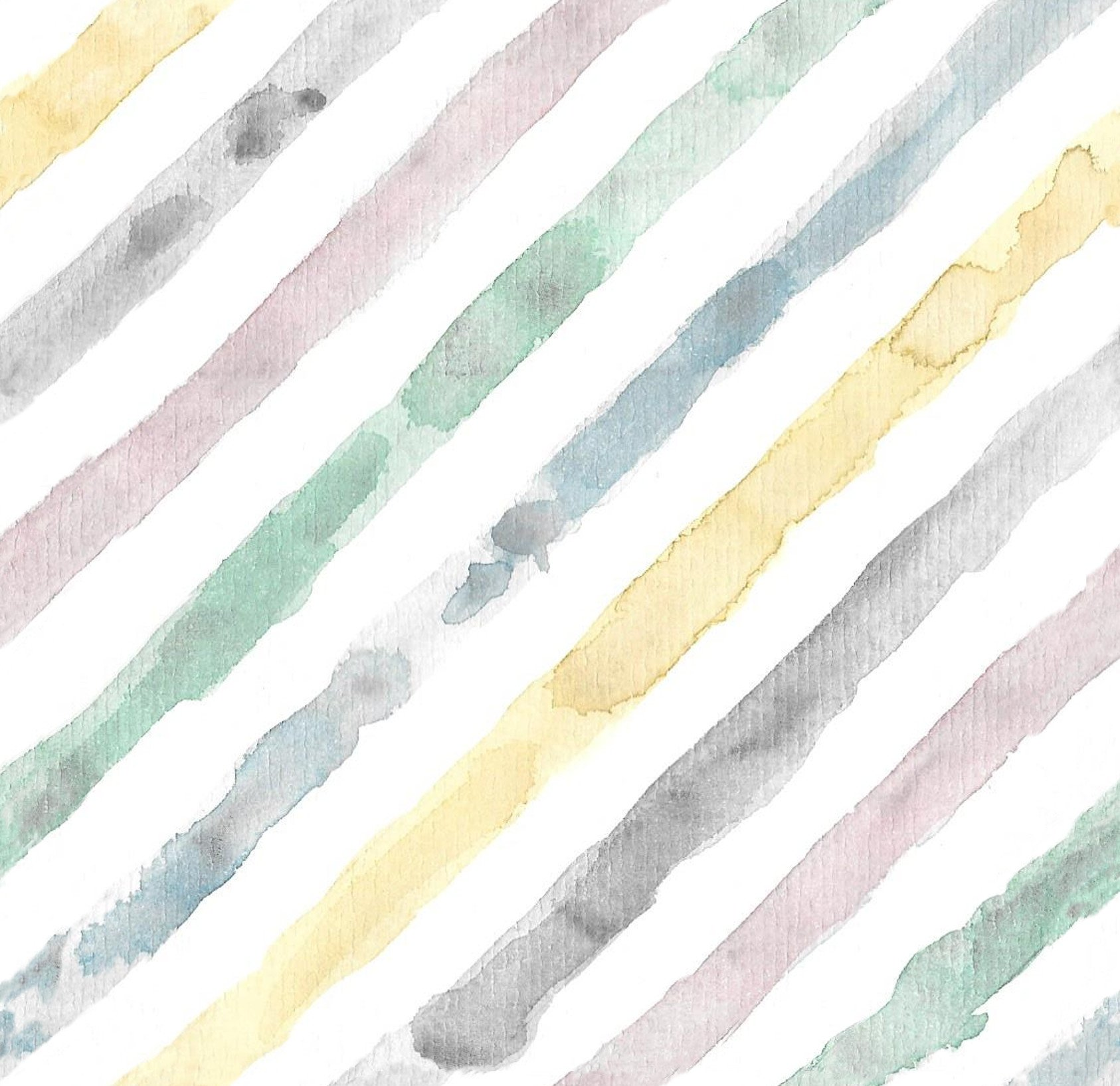 WATERCOLOR STRIPE BABYMÖSSA MULTI