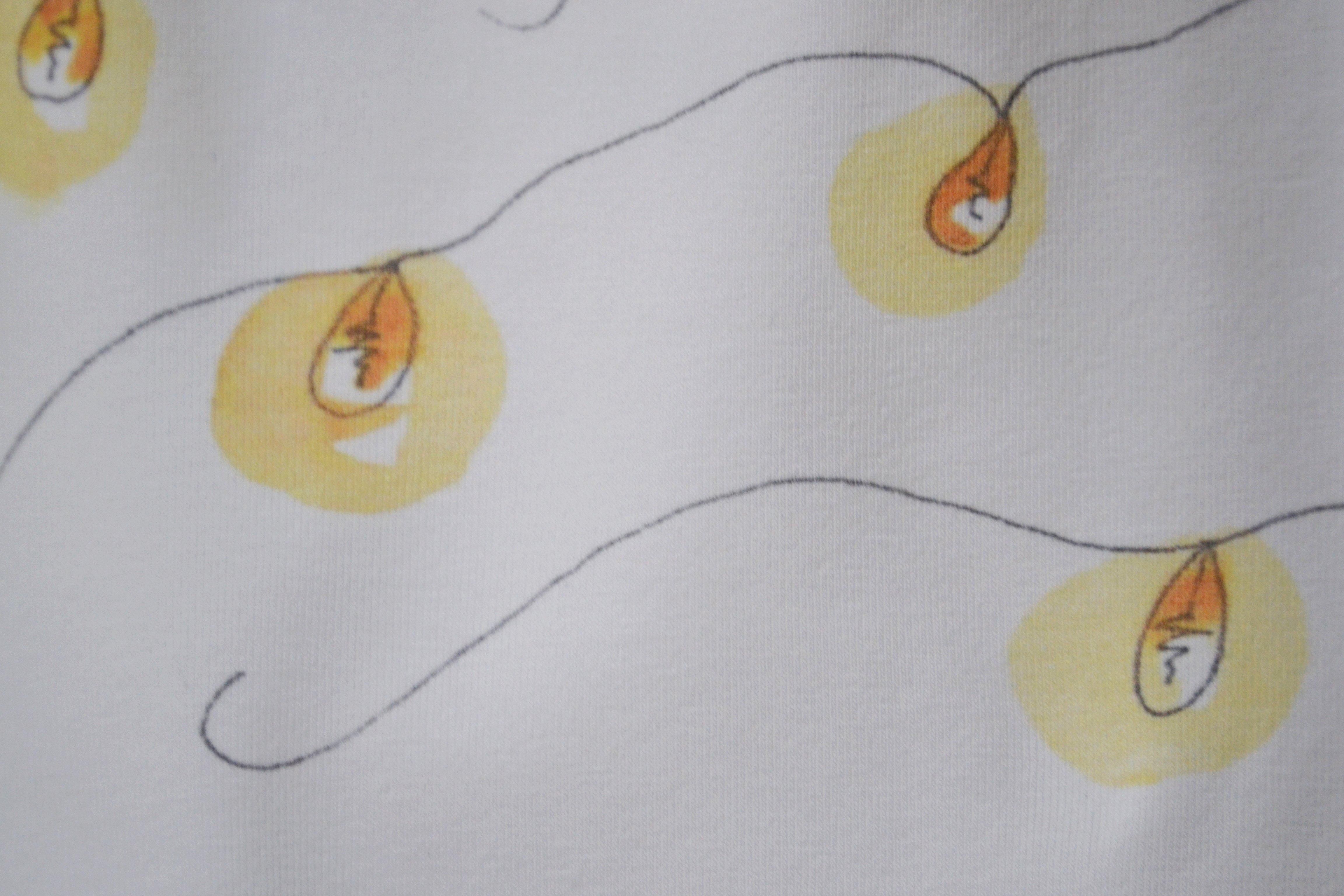 LIGHT CHAIN DREGGLIS OFFWHITE