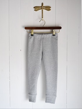 SWEATSHIRT LEGGINGS LIGHT GREY