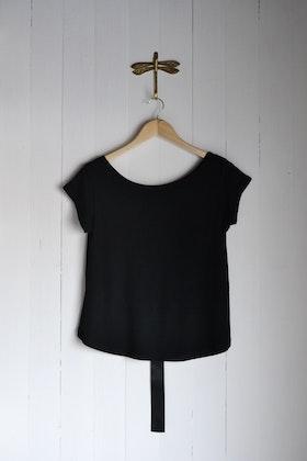 ENDLESS T-SHIRT BLACK