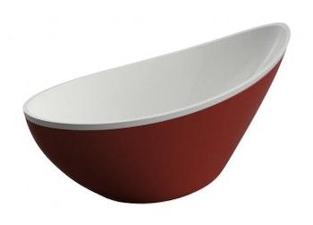 Badkar Lyx Red