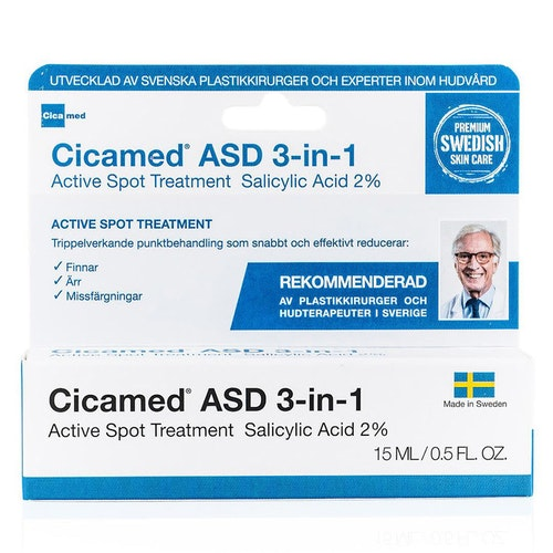 Cicamed ASD 3-in-1