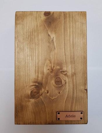 Salvia Bänk