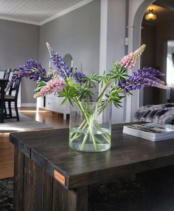 Lavendel Soffbord