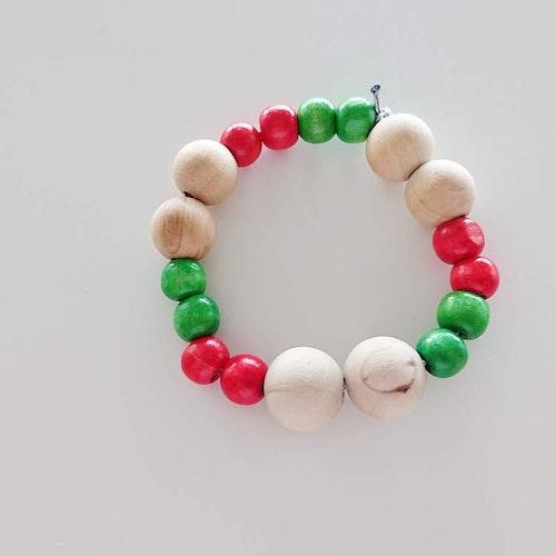 Färgglatt armband