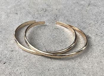 Mässing armband