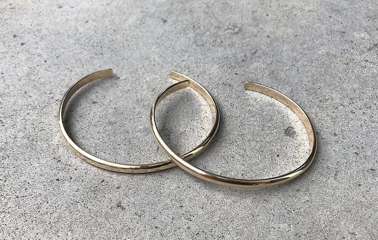 Stela armband i mässing