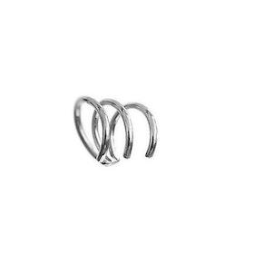 Ear cuff örhänge silver