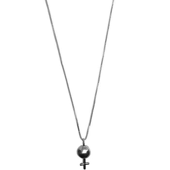 Halsband Venus Kvinna silver