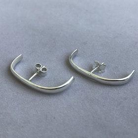 Silverörhängen suspender