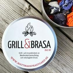 Miljövänliga grill- och braständare, »Grill & brasa«