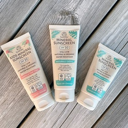 Suntribe Eco Kids Vanilla Sunscreen, 100 ml