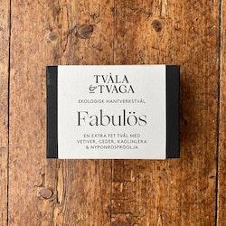 Fabulös, vetiver och cederträ