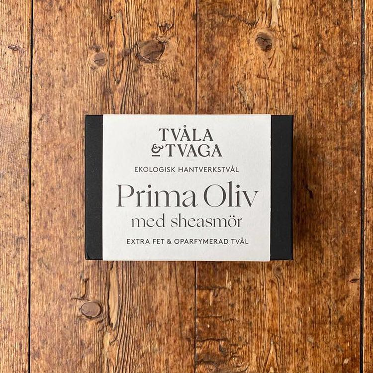 Prima Oliv med sheasmör
