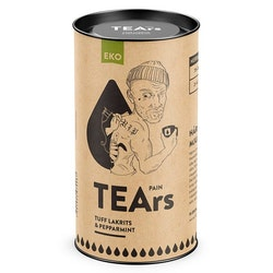 Pain Tears – tuff lakrits och pepparmint (örtte)