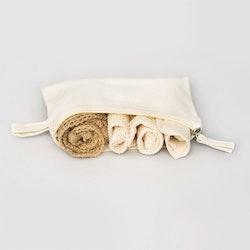 Pocket – praktisk ficka till dina påsar