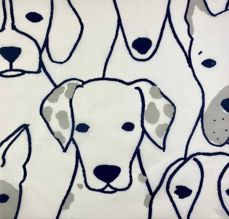 "Bivaxfolie 3-pack, ""Hund"""