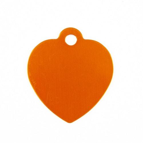 Hjärta orange