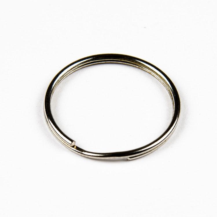 Nyckelring 25mm