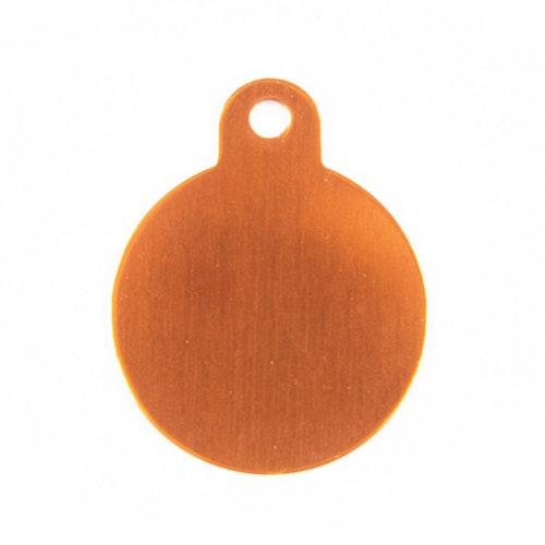 Rund orange