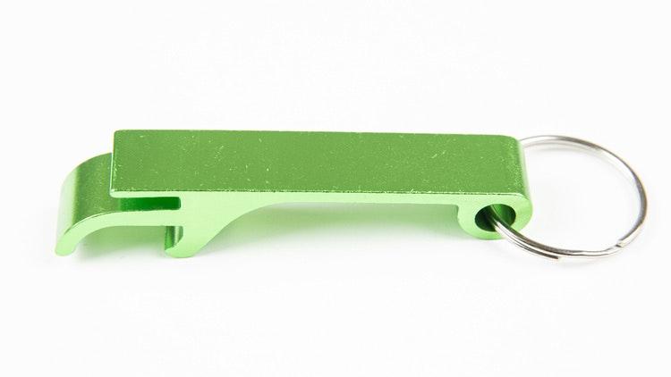 Kapsylöppnare grön