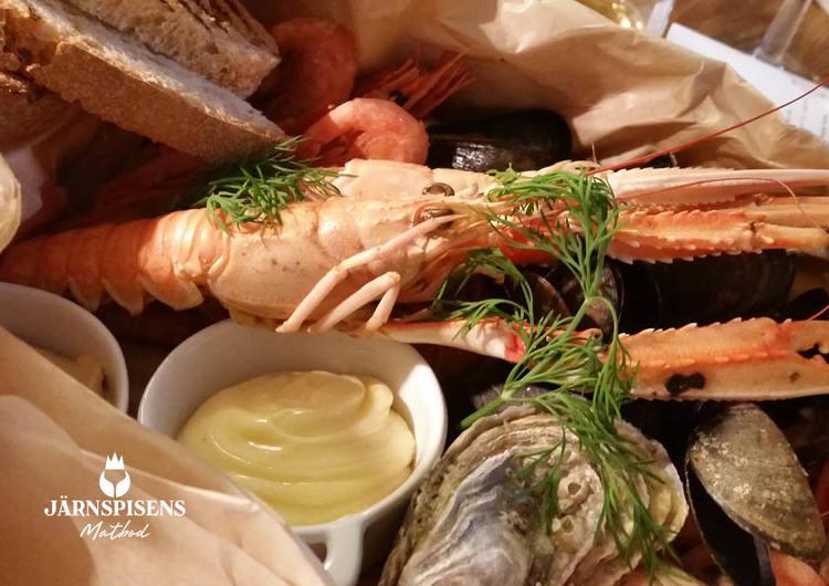 Lilla skaldjurslådan - skaldjurshelgen 31 jul - 1 aug