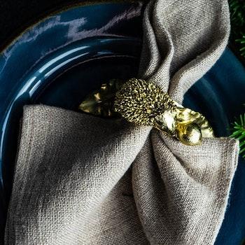 Vegetariska Järnpåsen för julen