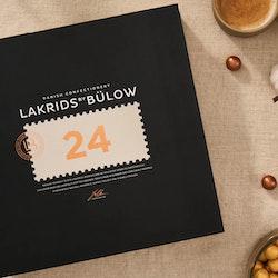 Lakritskalender från Bülow