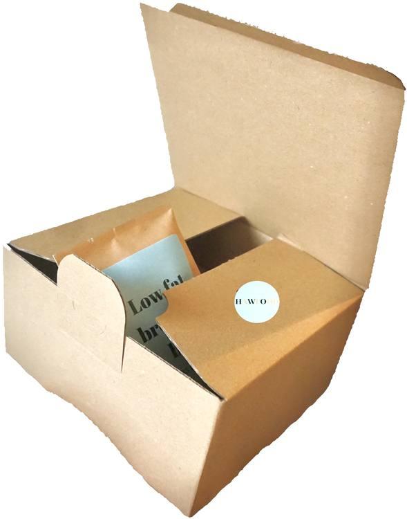 Low Fat Brownie Bar- Mini Box