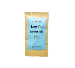 Low Fat Brownie Bar