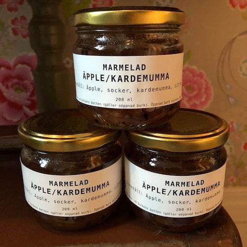 Marmelad Äpple/Kardemumma