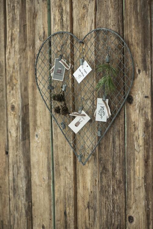 Hjärta med hängare