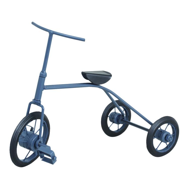 Liten blå cykel