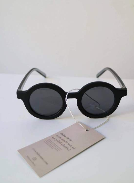 Solglasögon barn - BabyMocs svart
