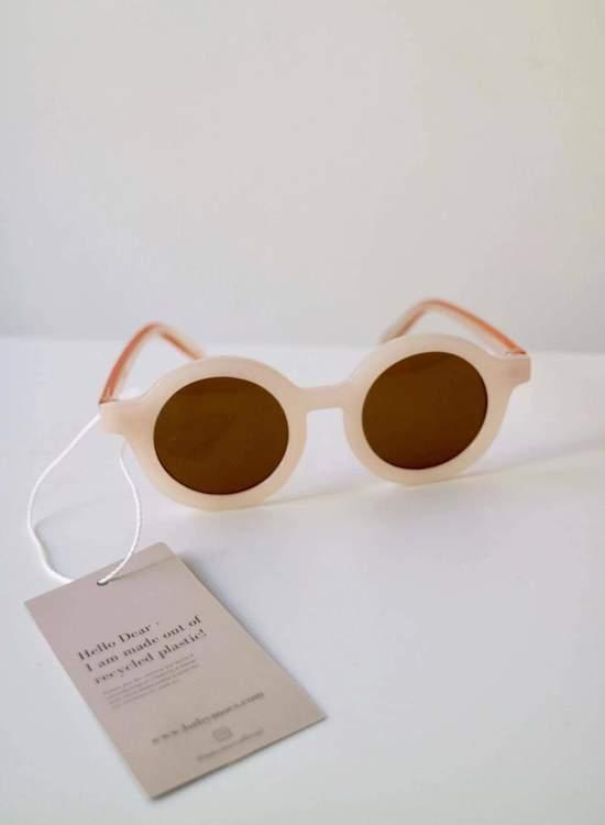 Solglasögon barn - BabyMocs rosa