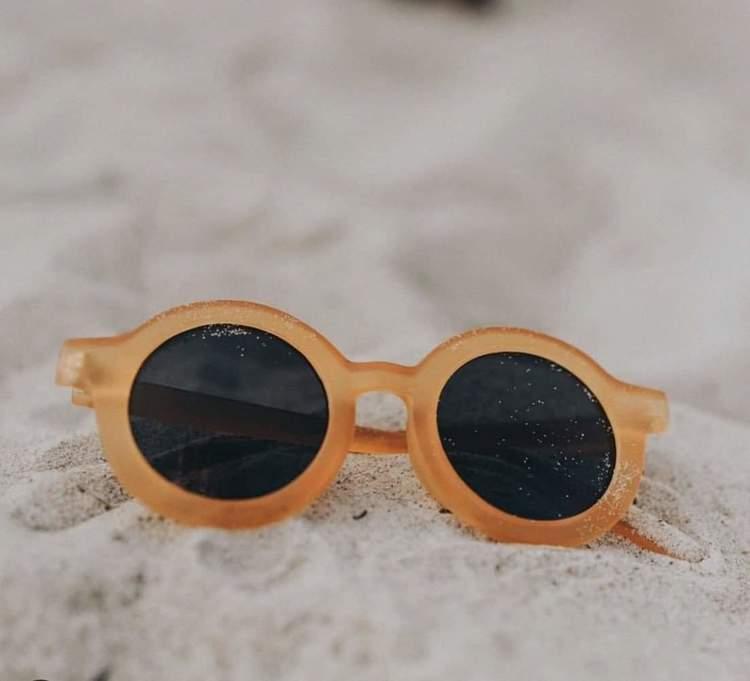Solglasögon barn - BabyMocs orange
