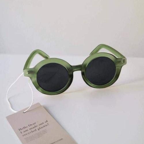 Solglasögon barn - BabyMocs grön